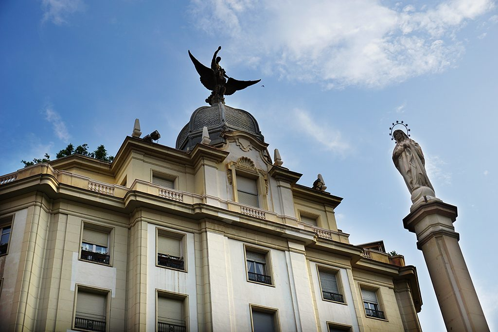 Visita guiada e historia de los Gremios en Murcia