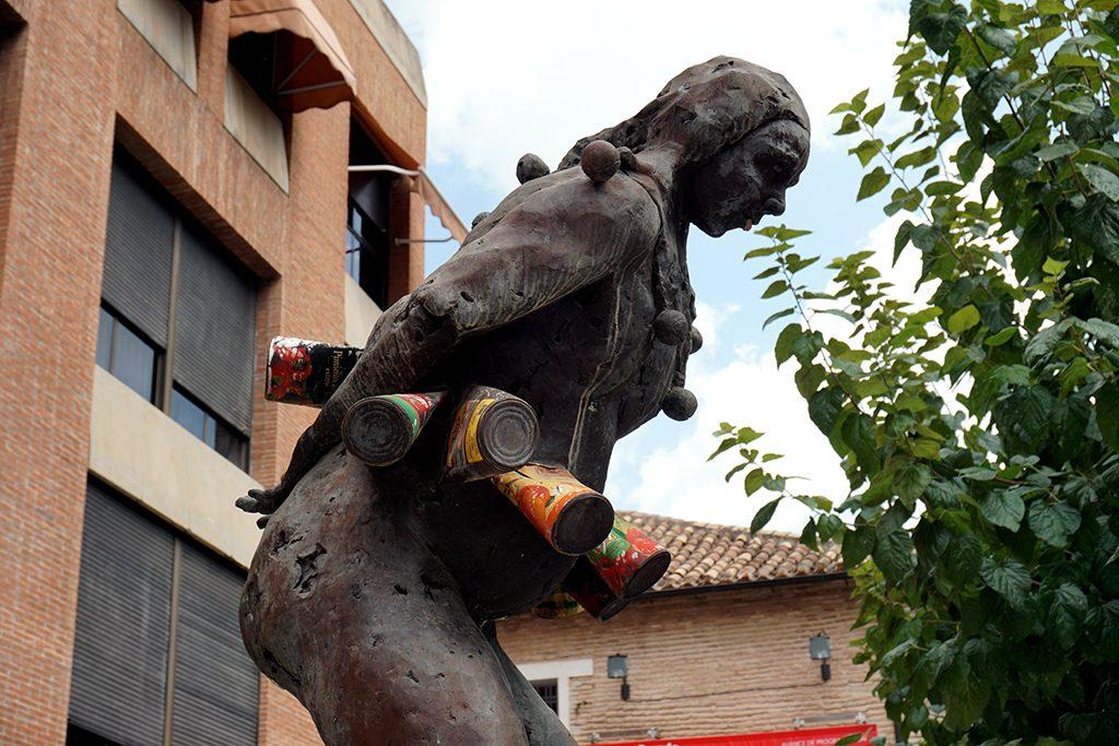 Visita Guiada: escultura urbana en Murcia