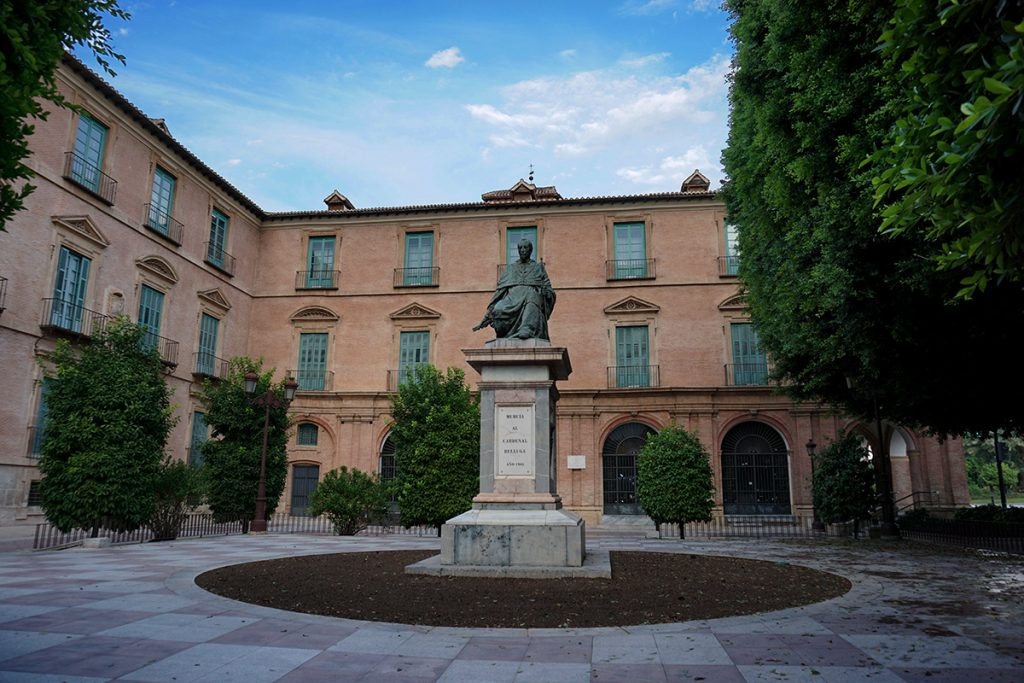 Murcia, la ciudad que tuvo 100 palacios