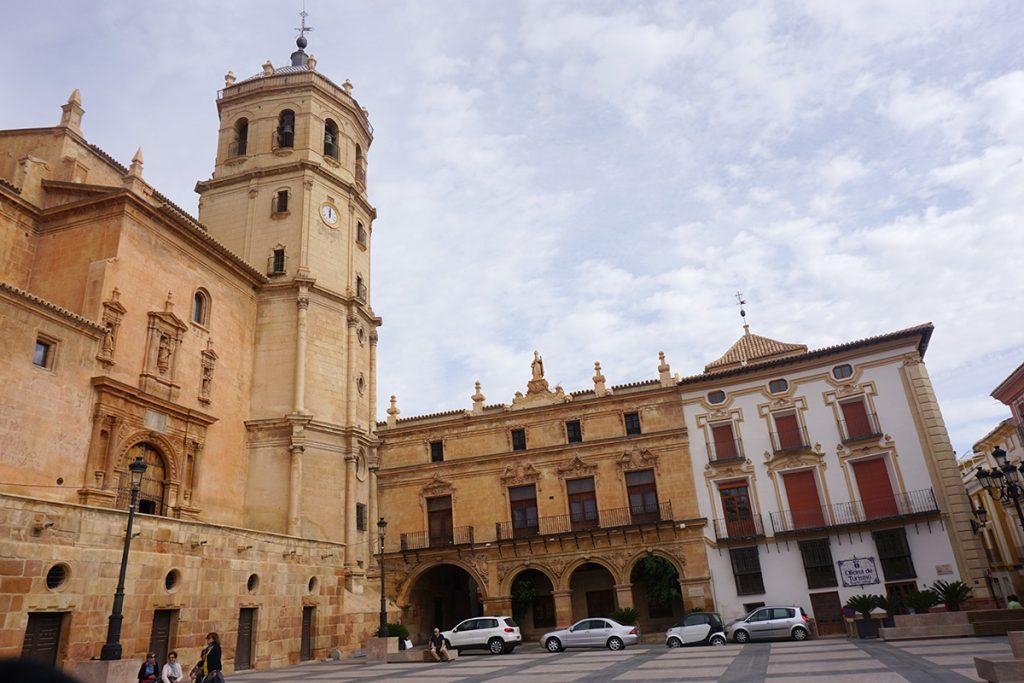 Lorca Monumental. Visita Guiada